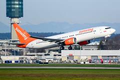 CYVR - Sunwing Airlines B737 MAX 8 C-FMXA (CKwok Photography) Tags: yvr cyvr sunwingairlines b737 max8 cfmxa