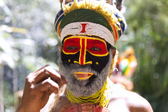 Good smoke (Jojje Olsson) Tags: png papuanewguinea asia pacific tribes tribal nature highlands mountains culture