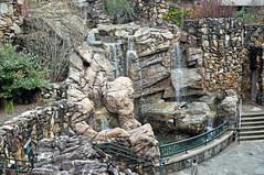 GROVE PARK FOUNTAIN (KayLov) Tags: swannanoa scenery asheville grove park inn