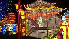 05 rue de la dynastie Tang (christine.petitjean) Tags: gaillac festivaldeslanternes2018 chine tang