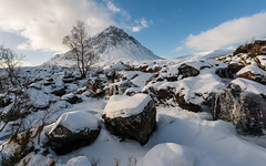 The Bookill in Glen Etive