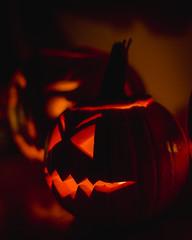 -O- (simeon_sk) Tags: 2018 autumn carving europe glasgow halloween jackolanterns october pumpkins scotland tikvi uk island