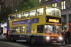 Dublin Bus AV409 (05D10409). (Fred Dean Jnr) Tags: busathacliath dublinbus dublin november2013 volvo b7tl alexander dennis alx400 dublinbusyellowbluelivery dublinbusroute13 croad av409 05d10409 oconnellstreetdublin