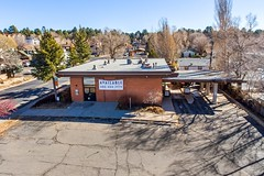 "SOLD: Former Bank Building with Drive Thru | Flagstaff Arizona • <a style=""font-size:0.8em;"" href=""http://www.flickr.com/photos/63586875@N03/45467633804/"" target=""_blank"">View on Flickr</a>"