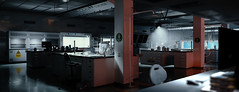 A Moment of Science (post-hoc-ergo-propter-hoc) Tags: quantumbreak remedy reshade