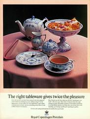 (Will S.) Tags: scans 70scookbook cookbook advertisements 70sadvertisements 70sads theworldatyourtablescandinaviancookingsavorydishesfromthefournorthernsistersdenmarkfinlandnorwaysweden roundtheworldbooks 1978 royalcopenhagenporcelain