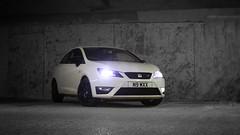 My Ibiza FR (imax000777) Tags: coloursplash bw carpark night fr ibiza car