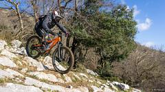 DSC03990 (BiciNatura) Tags: a6000 allmountain am bicinatura bike direttissima enduro enjoy mountain mountainbike mtb ride sony stonati vicovaro