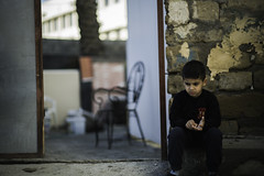 Short Story (Metin Colak) Tags: children childhood story child inequality cyprus north nicosia poe poem poetry edgar allen leica