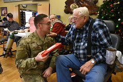 North Dakota National Guard (The National Guard) Tags: 119thwing fargo lisbonveteranshome lisbonnd nationalguard ndang northdakota veterans nd usa ndng north dakota christmas present home gifts holiday volunteers ng national guard guardsman guardsmen soldier soldiers airmen airman us army air force united states america military troops 2018