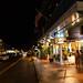Lahaina town at night Maui