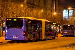 Mercedes-Benz O530G Citaro (Slobodan Kostić) Tags: budapest bkk bkv publictransport bus opnv autobus busz autobusz masstransit night mercedes mercedesbenz o530 o530g citaro autotrolej rijeka keleti palyaudvar articulated