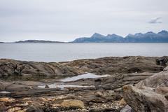Natural (BlossomField) Tags: mountain sea kjerringøy nordland norwegen nor