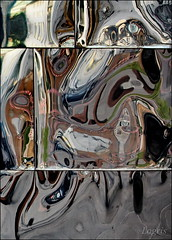 Surreal world (Logris) Tags: reflection reflections spiegelung spiegelungen surreal fantasy fantasie abstract abstrakt