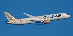 A9C-FD GULF AIR 787-9 (john smitherman-http://canaviaaviationphotography.) Tags: aviation aircraft airliner airplane aeroplane airport boeing 7879 787 dreamliner plane planespotting canon 1dmk4 100400l gulfair egll lhr london londonheathrow heathrow jet jetliner fly flight flug flughafen feltham a9cfd