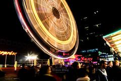 Basel / Herbstmesse / Calypso / 10.11.2018 (erdii123) Tags: basel messeplatz attraktionen nacht night switzerland longexposure nightshot explore outside fun funny peoples