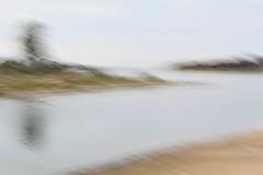 ICM 2019 1 #22 (haywoodtaylor) Tags: beach minimalist icm blur sea coast intentionalcameramovement sky mist water ocean lakeside grass tree