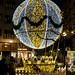 Plaza San Miguel. Iluminación navideña 18-19. Gijón.