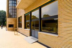_DSC5365 (durr-architect) Tags: villa cavrois croix france modernist modern architecture robert mallet stevens brick facade art interior design mansion luminosity hygiene comfort luxury technology