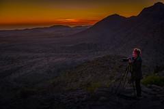 Sunset photographer, Jabal Akhdar, Oman (CamelKW) Tags: muscat oman2018 sunset photographer jabalakhdar oman