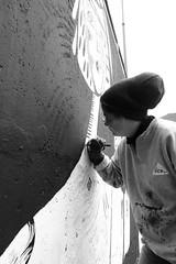 281A6297 Impermanence Galerie @Maïté Roualt (blackbike35) Tags: rennes bretagne france impermanence galerie mur wall street streetart paint painting art work writing artistes women