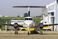 PR-GCS (MuBasseto) Tags: beechcraft aircraft aviation airport