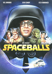 Spaceballs (Count_Strad) Tags: drama scifi action horror western coverart cover art movies movie dvd