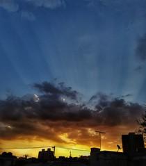 céu - noite - entardecer - nuvens - prédio - cidade |  sky - evening - dusk - clouds - building - city / São Paulo/SP - Brasil  | instagram @luciano_cres (Luciano9358) Tags: céu noite entardecer nuvens prédio cidade sky evening dusk clouds building city