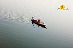 The Story of a boatman (amit.datta@yahoo.com) Tags: boat story bangladesh river boatman beautiful