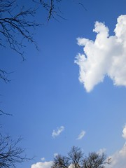Blue Sky (LarryJay99 ) Tags: dc washington washingtondc sky bluesky blues clouds miscellaneous