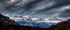 Berner Oberland - Switzerland (Patrik S.) Tags: 7m3 a7iii a7 sony snow winter hiking travel landscape sky nature peak clouds switerland mountains white ngc paint painting outside sunshine rocks romantic adobe lightroom photoshop nik collection