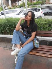 DSCN8868 (Avisheena) Tags: avisheena model tumblr girl hello world aesthetic jeans photograph outfit