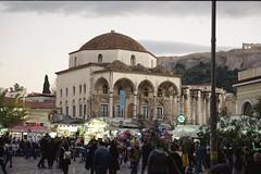 Αθήνα, Μοναστηράκι, Τζαμί Τζισταράκη.(Greece, Athens, Monastiraki, Tzistaraki Mosque). (Giannis Giannakitsas) Tags: greece grece griechenland athens monastiraki tzistaraki mosque