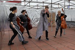 Laura Sorribas, Andrea Trillo, Berber Vis & Magda Boreson 7495-9_2035 (Co Broerse) Tags: music contemporary composed vocal off days 19 day 2 opera forward festival amsterdam ballet 2019 cobroerse matthijs naylor caged entresol berber vis laura sorribas cello vocals magda boreson andrea trillo