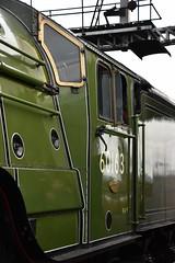 60163 Tornado - Cabside (simmonsphotography) Tags: railway railroad nenevalley heritage preservation locomotive engine train steam uksteam 60163 tornado peppercorn a1 lner pacific newbuild wansford