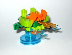 lego 71237 lego dimensions fun pack dc comics aquaman minifigure and aqua watercraft d (tjparkside) Tags: 71237 aquaman watercraft trident aqua seven seas speeder fire lego dimensions fun pack 3 1 minifigure minifigures misb 2016 videogame software dc comics