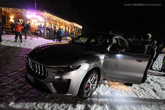 Maserati Levante (Martin Hlinka Photography) Tags: ski paganella italy trentino andalo winter sports landscape nature mountain 2019 snow dolomites alps canon eos 60d 1018mm f4556