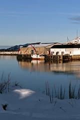 Au-delà du cercle polaire, 2012 / Beyond the polar circle, 2012 (Joseff_K) Tags: boat bateau nikon nikond80 d80 audeladucerclepolaire beyondthepolarcircle tamron1750mmf28 norvege norway norge noreg kongeriketnoreg kongerketnorge mer sea montagne mountain coast neige snow merdenorvege norwegiansea