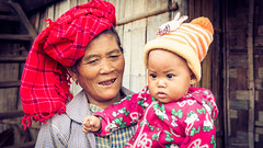 (Laszlo Horvath.) Tags: paotribe child littlegirl nikond7100 sigma1835mmf18art kalaw myanmar burma unclesam nationalgeographic ngc