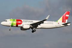 CS-TNQ 03022019 (Tristar1011) Tags: ebbr bru brusselsairport tap airportugal airbus a320200 a320 josérégio cstnq