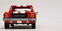 '65 Ford Mustang GT (5) (Dornbi) Tags: lego ford mustang gt 65 115