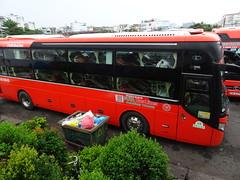 A very comfortable bus