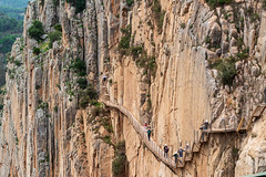 Caminito del Rey (arthur.harrow) Tags: spain costadelsol espana andalucia cliff walkway elchorro caminitodelrey mountain malaga 2018