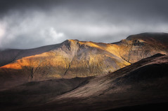 Light .. (Einir Wyn Leigh) Tags: landscape vibrant viewpoint mountains storm gale wales uk sunlight outside outdoors rural rugged