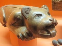 Jaguar Drum (edenpictures) Tags: sculpture statue newyorkcity nyc manhattan mesoamerican precolumbian art nativeamerican cat animal instrument americanmuseumofnaturalhistory amnh naturalhistorymuseum museum upperwestside