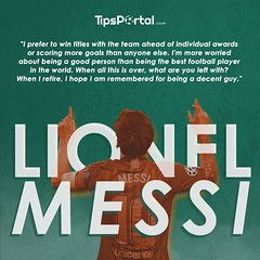 This guy is unstoppable - TipsPortal.com (tipsportalsg) Tags: lionelmessifootballplayer footballplayer footballpreview footballplayerstats