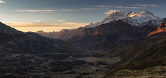 Panorama sul Passo (cesco.pb) Tags: simplonpass simplon passodelsempione alps alpi switzerland svizzera canon canoneos60d tamronsp1750mmf28xrdiiivcld fletschhorn montagna mountains