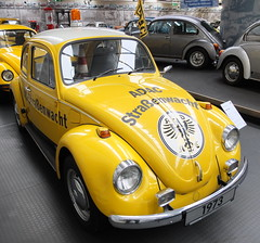 VW Typ 1 1300 'ADAC' 1973 (Zappadong) Tags: vw typ 1 1300 adac 1973 volkswagen museum wolfsburg 2018 zappadong oldtimer youngtimer auto automobile automobil car coche voiture classic classics oldie oldtimertreffen carshow käfer kever coccinelle beetle vocho fusca type