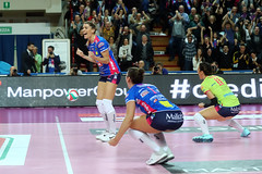 IGOR GORGONZOLA NOVARA - POMI CASALMAGGIORE (Legavolleyfemminile) Tags: lvf pallavolo volley volleyball novara casalmaggiore campionato 2018 2019 italy
