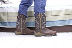IMG_4966_1 (P. Wog) Tags: cowboy boots boot socks sock dead death die deadbody whitesock whitesocks choke strangle murder foot shoesoff bootsoff feet shoeless kill corpse gay bl